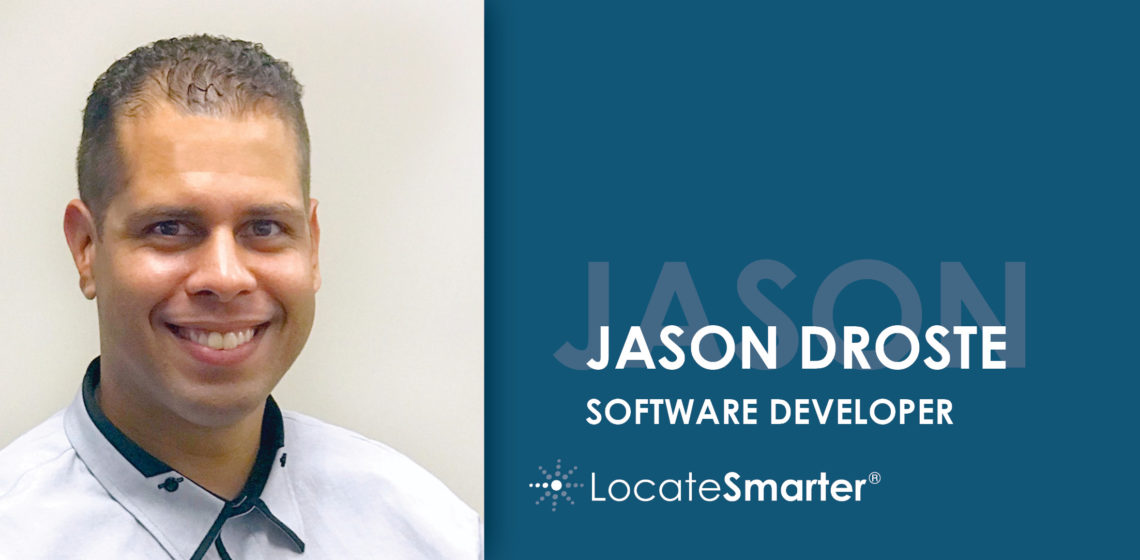 Jason Droste, LocateSmarter - Meet the Team
