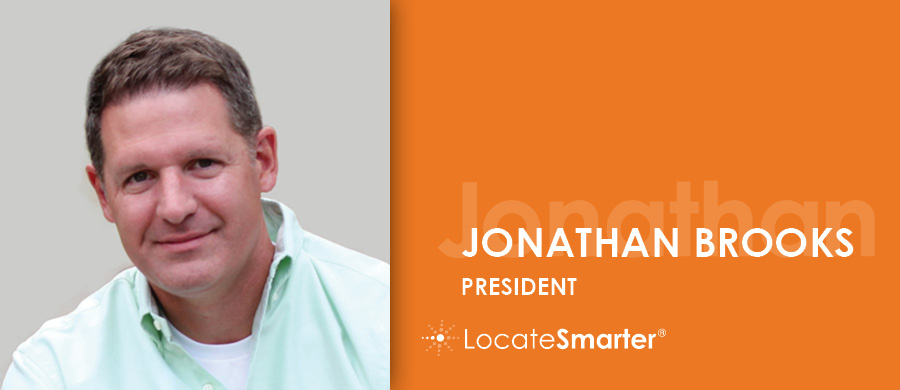 Meet LocateSmarter President, Jonathan Brooks