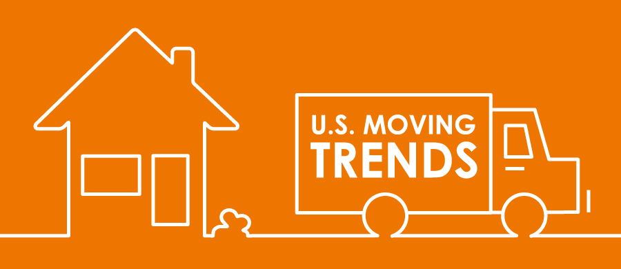U.S. Moving Trends